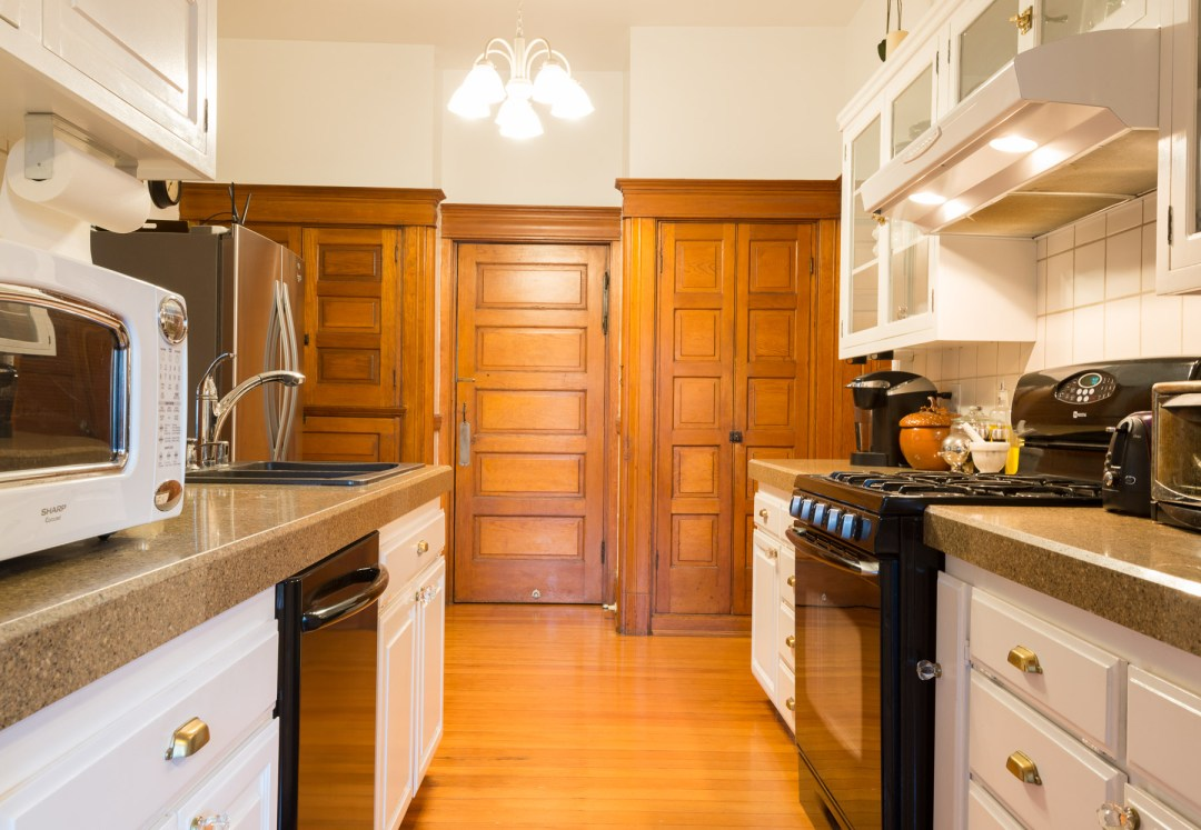 Historic Harris House Kitchen | Kitchen Filming Location in Los Angeles