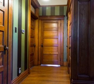 The hall of doors
