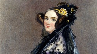 """Ada Lovelace portrait"" by Alfred Edward Chalon - Science & Society Picture Library. Licensed under Public Domain via Commons - https://commons.wikimedia.org/wiki/File:Ada_Lovelace_portrait.jpg#/media/File:Ada_Lovelace_portrait.jpg"