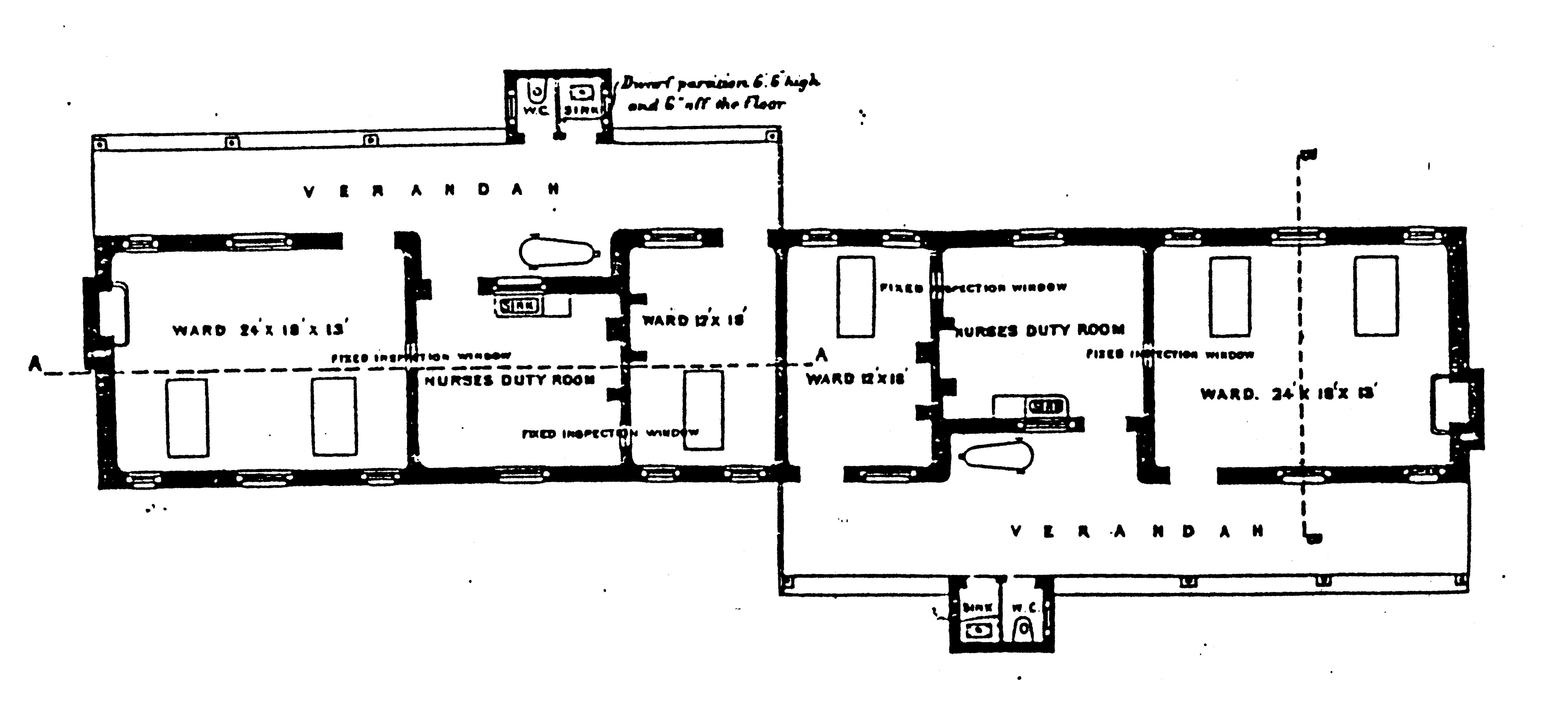 Small Hospital Floor Plans