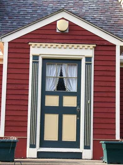 Cape Cod House Colors : house, colors, Retro, Rural, Historic, House, Colors