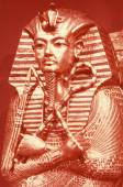 King Tut Mummy Egypt