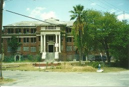 Old 1840 City Cemetery, Jefferson Davis Hospital