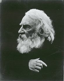 Henry Wadsworth Longfellow 1868