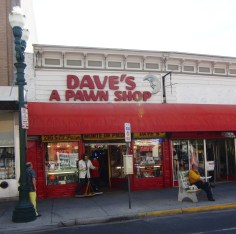 Dave's Pawn Shop