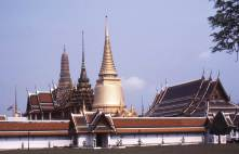 Bangkok's Grand Palace
