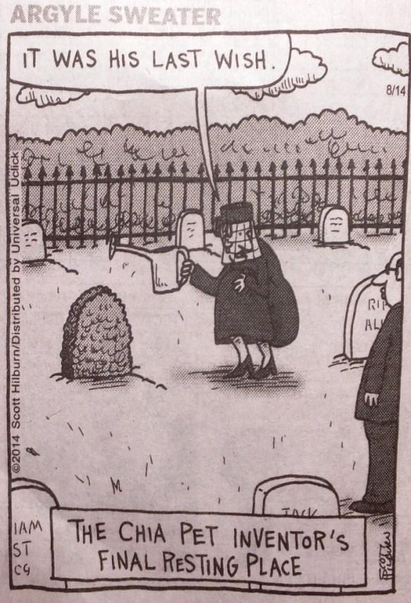 Cemetery Humor 1