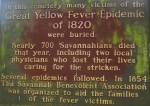 Yellow Fever Mass Grave Marker