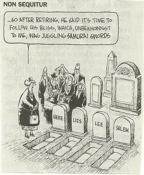 Cemetery Humor, Part 3