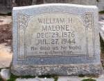 Malone, Wm