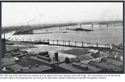 Corn Island, Louisville KY. - Historic Photos Of ...