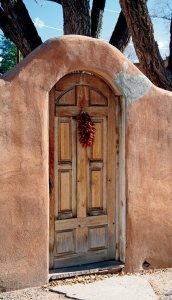 home,for sale,adobe,historic,phoenix,doors,adobe,Santa Fe,Style,rel,estate,agent