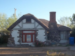 Cotswald Cottage Villa Verde Historic District