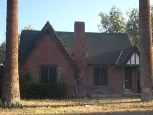 Tudor Home Villa Verde Historic District