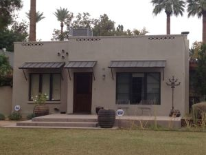 Spanish Revival Medlock Place Historic Phoenix