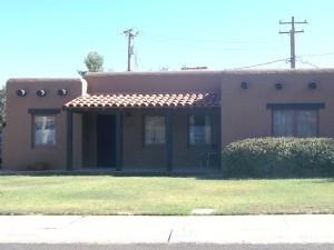 Pueblo Revival Home North Encanto