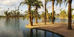 Encanto Park,Historic,District,Phoenix