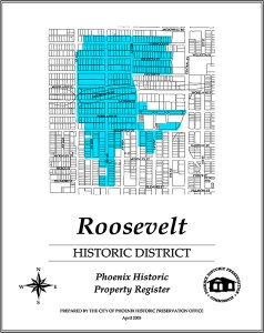 roosevelt,map,historic,district,neighborhood,area,phoenix,arizona