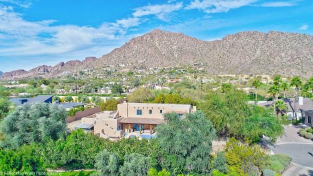 for sale,5725 e camelback rd,historical,arcadia,neighborhood,az,phoenix,pueblo revival,historic,adobe construction,historicphoenix,real estate,drone image,az