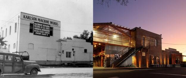 Phoenix Cotton Oil Company,historic,warehouse,district,phoenix,az,buildings,downtown