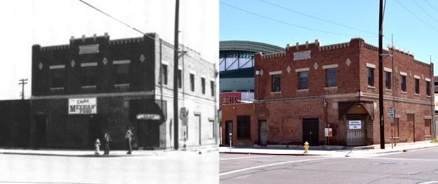 downtown,phoenix,The Gerardo's Building,historic,old,warehouse,district,phoenix,az,buildings,commercial