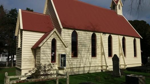 Christ Church, Taita