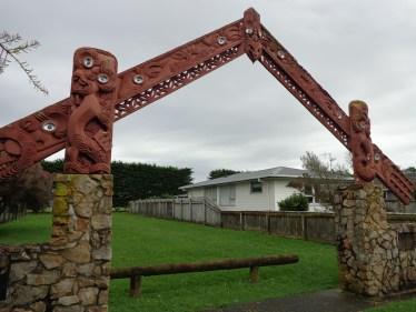 Kenakena pa and church site