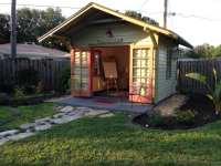 Sarasota Artist Studio Shed | Historic Shed