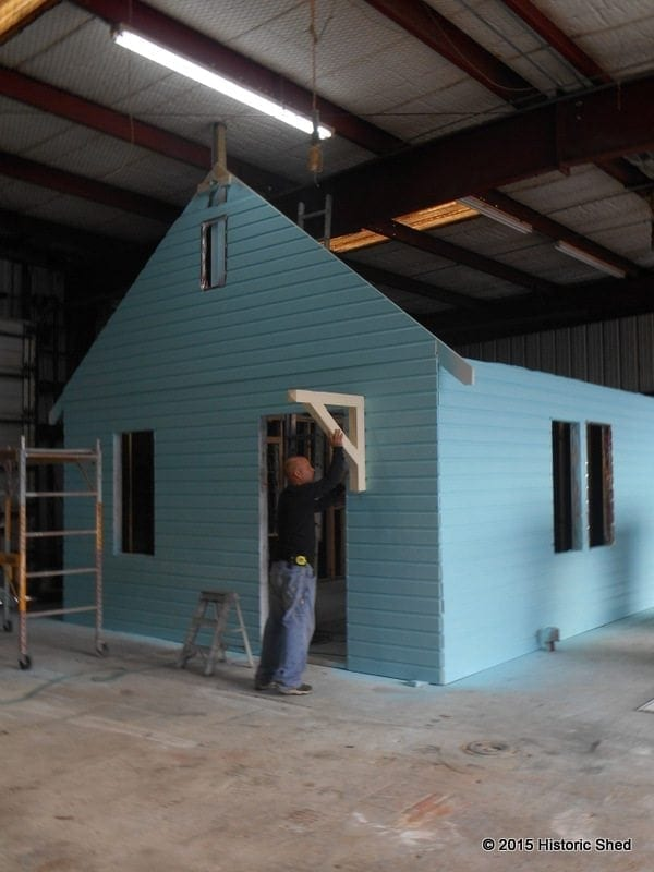 Historic Shed Tiny House