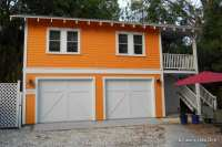 Two-Story Two-Car Garage Apartment | Historic Shed | Florida