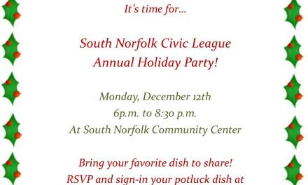 You're invited to a potluck!