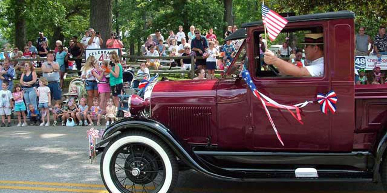 Details: South Norfolk's 4th of July Celebration