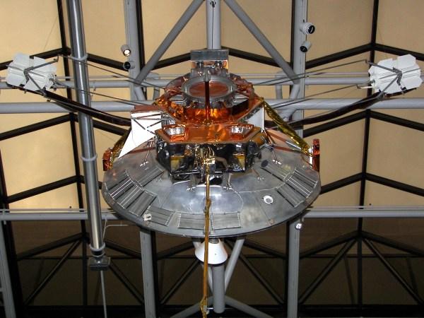 Pioneer Program Historic Spacecraft