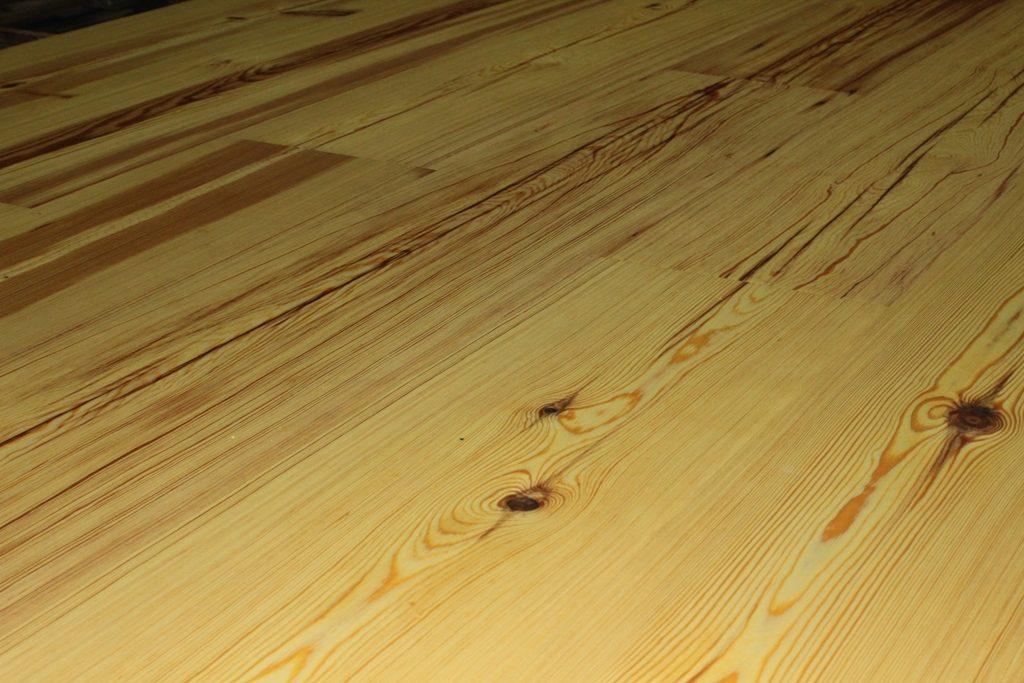 Best Stain For Heart Pine Floors