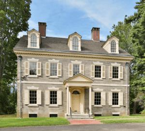 Historic Upsala Mansion in Mt. Airy Germantown Philadelphia Pennsylvania