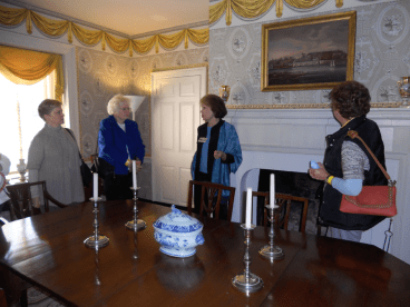 Federal Period Dining Room