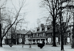 Back of the house c. 1902–1930
