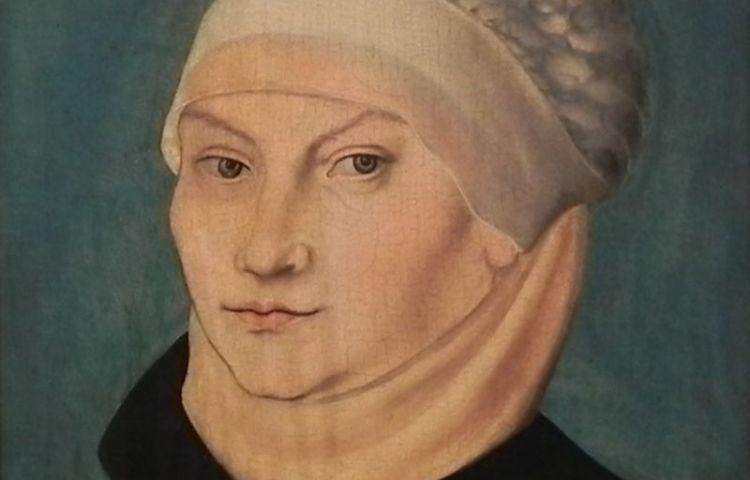 Catharina von Bora (1499-1552) - Vrouw van Maarten Luther