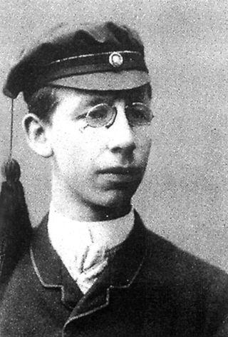 Johan Vaaler in 1887