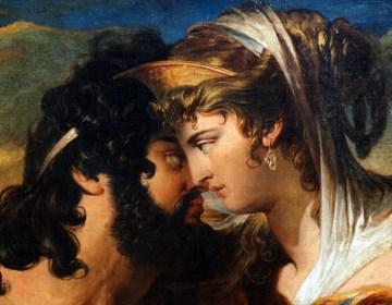 Jupiter (Zeus) en Juno (Hera) - James Barry