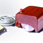Prototype van Engelbart's computermuis (SRI International - cc)