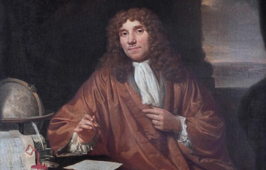 Anthonie van Leeuwenhoek (1632-1723) - Jan Verkolje