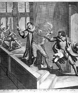 De moord op Willem van Oranje