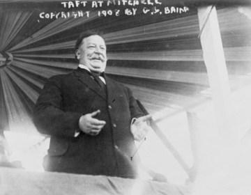 William Taft, politiek zwaargewicht