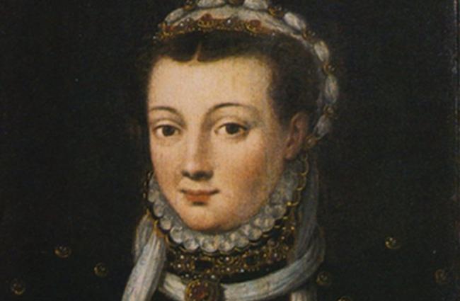 Anna van Buren (1533-1558) – Vrouw van Willem van Oranje