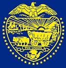 Schil van de Amerikaanse staat Oregon