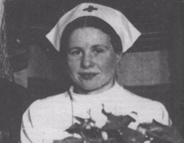 Irena Sendler in 1944