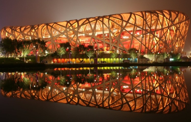 Nationaal Stadion China – Het Vogelnest