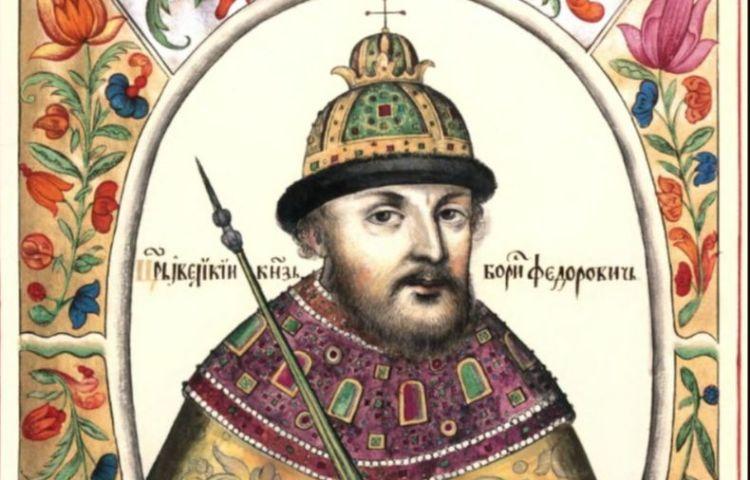Boris Godoenov (ca. 1551-1605) – Russische tsaar
