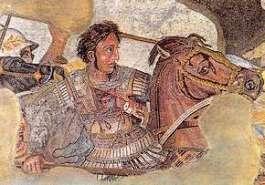 Alexander de Grote (356–323 v.Chr.)